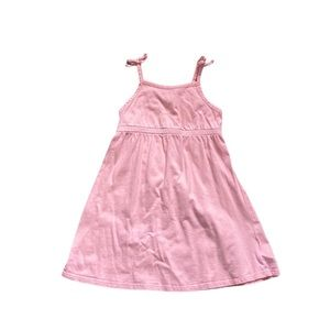 Old Navy pink dress 4T